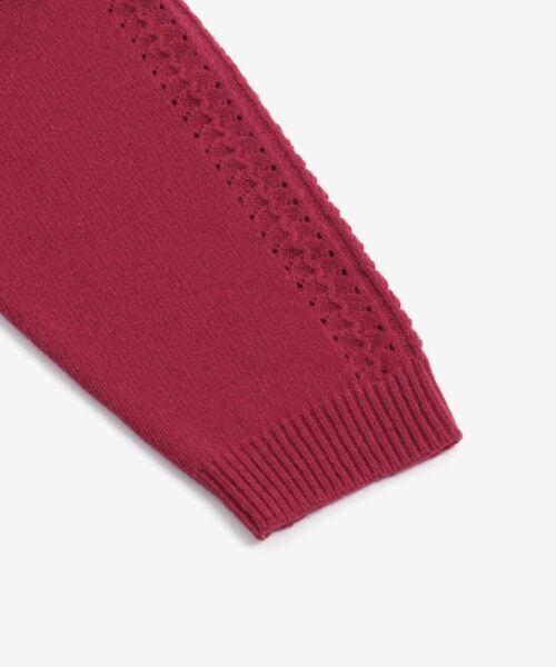 NIMES / ニーム ニット・セーター | HandライクKnit カーディガン | 詳細3