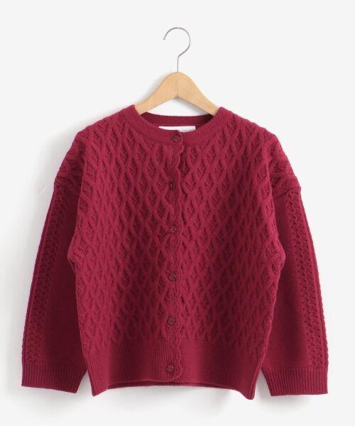 NIMES / ニーム ニット・セーター | HandライクKnit カーディガン | 詳細5