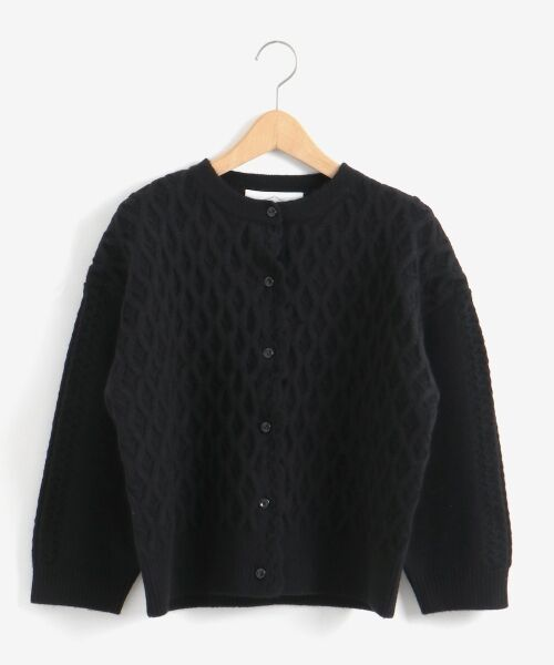 NIMES / ニーム ニット・セーター | HandライクKnit カーディガン | 詳細7