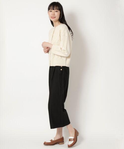 NIMES / ニーム ニット・セーター | HandライクKnit カーディガン | 詳細9