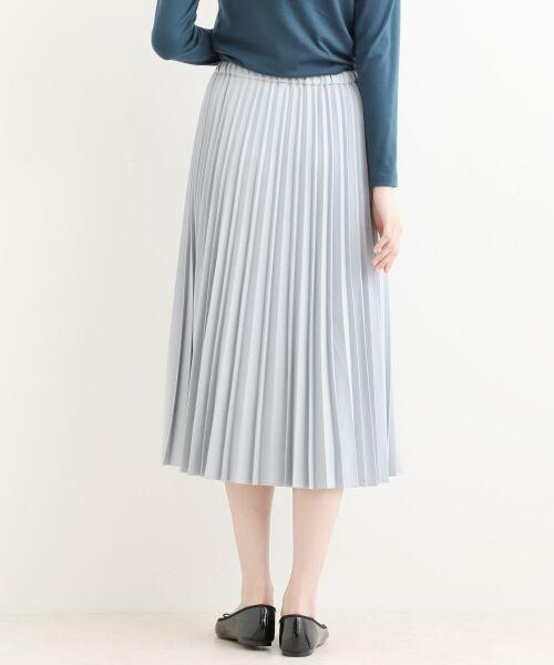 NIMES / ニーム ロング・マキシ丈スカート | ギャバストレッチプリーツスカート | 詳細5