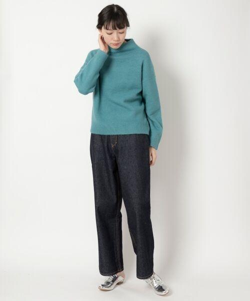 NIMES / ニーム ニット・セーター | ボトルネックプルオーバー | 詳細14