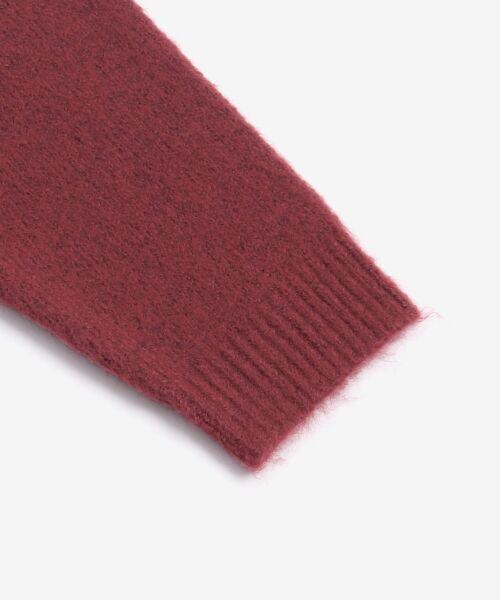 NIMES / ニーム ニット・セーター | ボトルネックプルオーバー | 詳細3