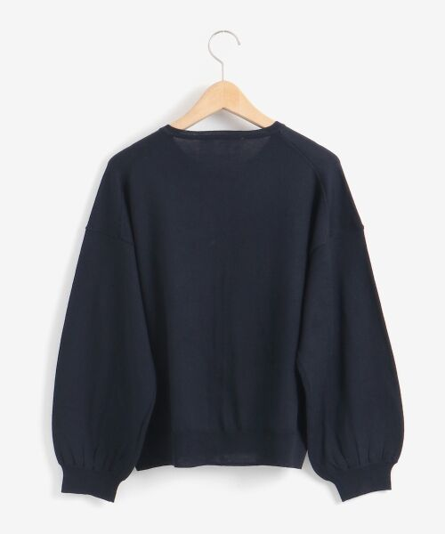 NIMES / ニーム カーディガン・ボレロ | Wool Brend ドロップカーディガン | 詳細1
