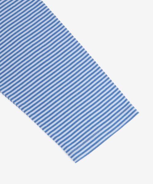 NIMES / ニーム カットソー | 24/2ボーダービッグプルオーバー | 詳細5