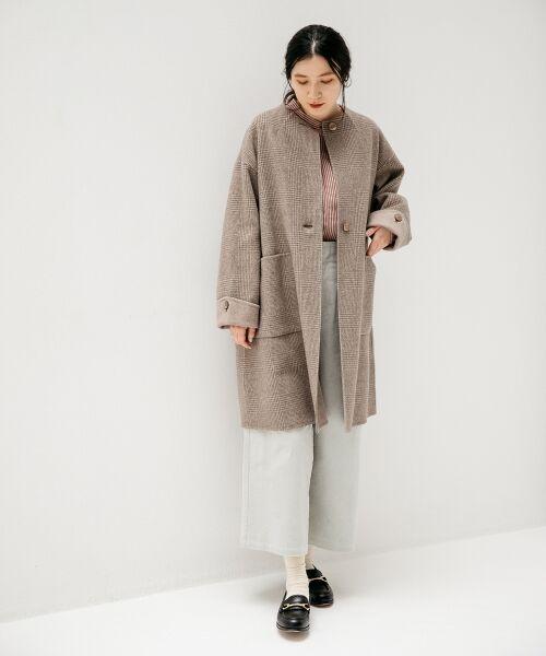NIMES / ニーム ショート・ハーフ・半端丈パンツ   別珍 パンツ   詳細2