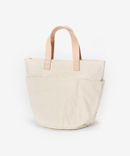NIMES / ニーム トートバッグ | EARTH MADE CANVAS TOTE 中 | 詳細1
