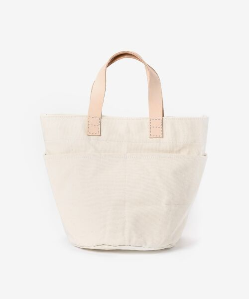 NIMES / ニーム トートバッグ | EARTH MADE CANVAS TOTE 中 | 詳細3