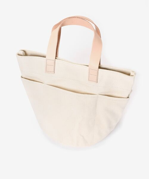 NIMES / ニーム トートバッグ | EARTH MADE CANVAS TOTE 中 | 詳細5