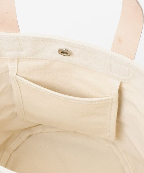 NIMES / ニーム トートバッグ | EARTH MADE CANVAS TOTE 中 | 詳細8