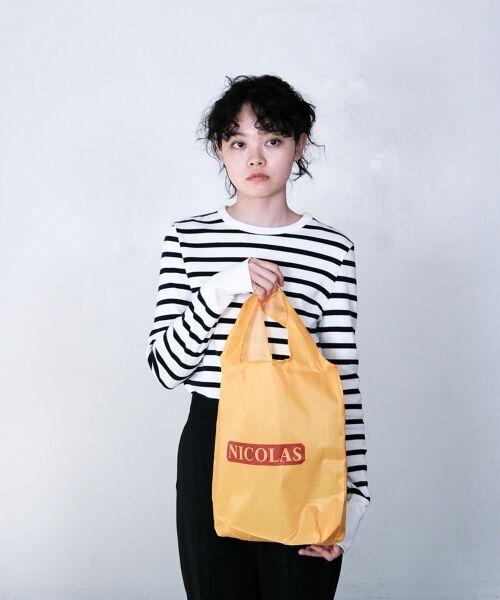 NIMES / ニーム カットソー   フライスボーダークルーネックPO   詳細2