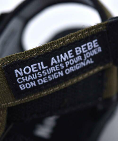 Noeil aime BeBe / ノイユ エーム べべ サンダル | 【カタログ掲載】テープデザインサンダル | 詳細13