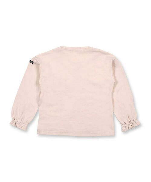 Noeil aime BeBe / ノイユ エーム べべ Tシャツ   ギンガムチェック リボン 付き Tシャツ (80~130cm)   詳細11