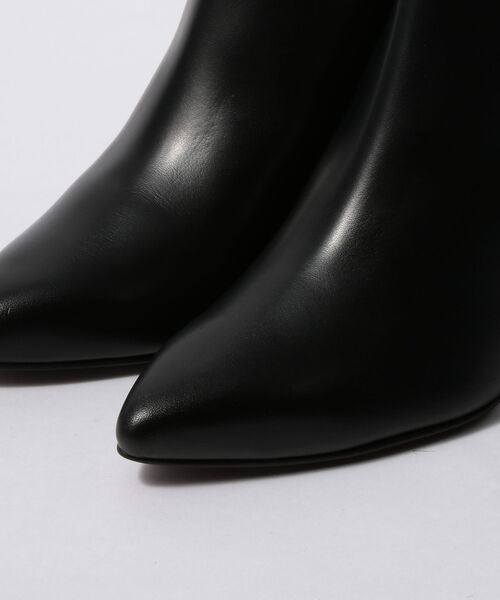 Odette e Odile / オデット エ オディール ブーツ(ショート丈) | OFD PTDプレーン ショートブーツ70↓↑ | 詳細4