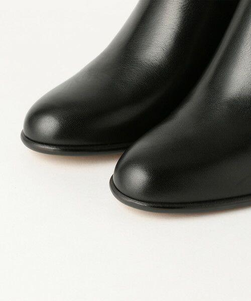 Odette e Odile / オデット エ オディール ブーツ(ショート丈) | OFC ワイドゴア ショートブーツ75↑ | 詳細4