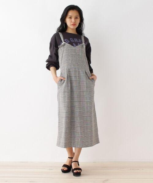 【セール ec】ジャンスカワンピース 高島屋 (ワンピース)|OZOC/ オゾック 30代 ファッション通販 タカシマヤファッションスクエア