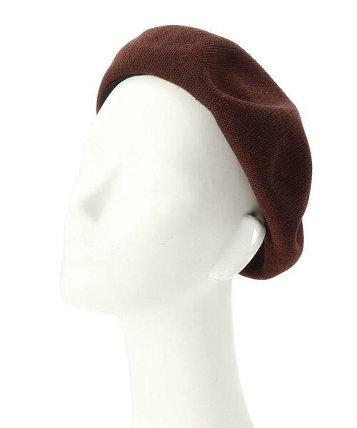 OZOC / オゾック ハンチング・キャスケット・ベレー帽 | クロシェ編みベレー | 詳細6