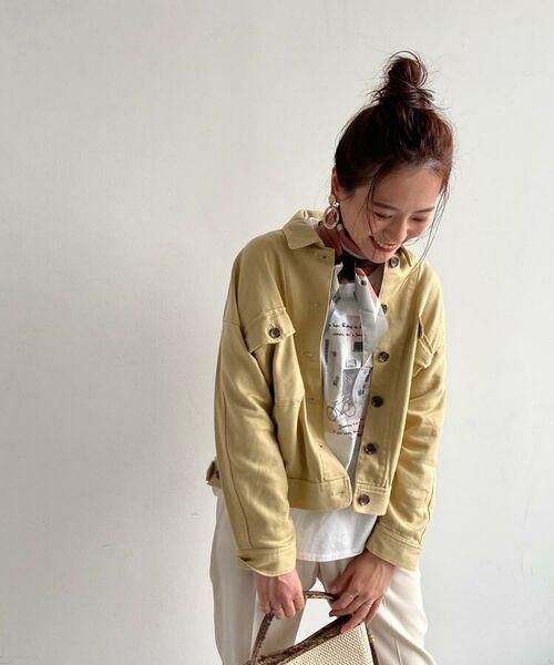 OZOC / オゾック ミリタリージャケット・コート | [洗える]ミリタリーCPOジャケット | 詳細10