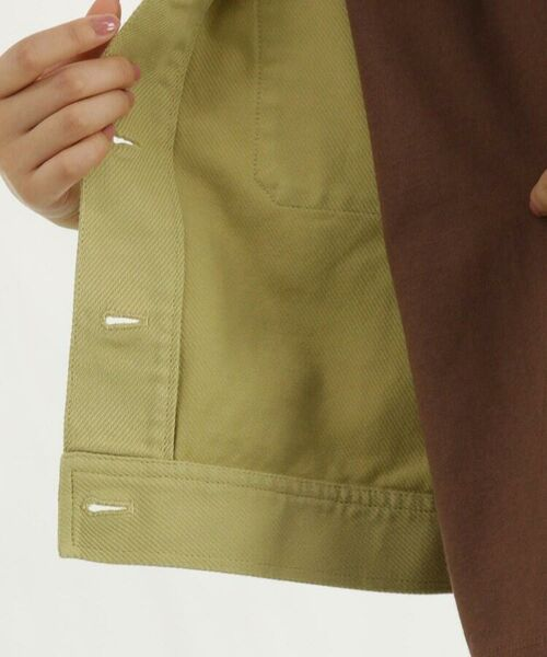 OZOC / オゾック ミリタリージャケット・コート | [洗える]ミリタリーCPOジャケット | 詳細2