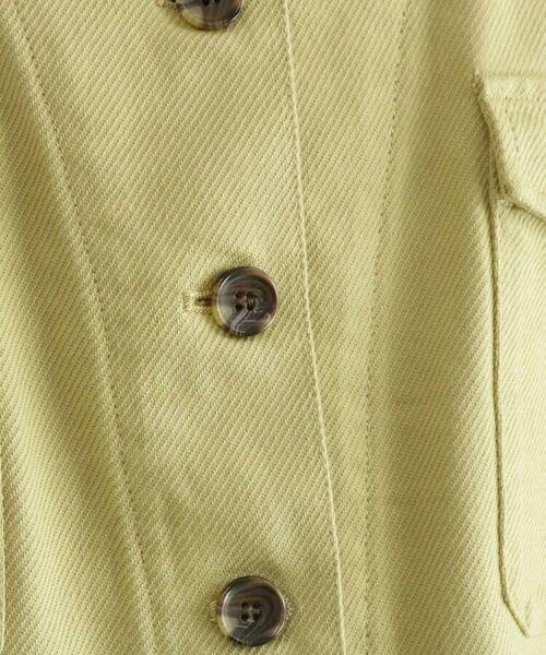 OZOC / オゾック ミリタリージャケット・コート | [洗える]ミリタリーCPOジャケット | 詳細3