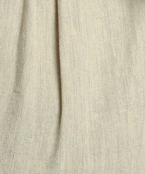Pao・de・lo / パオデロ テーラードジャケット | 【雑誌掲載】【WEBサイズ別注】シルクネップヘリンボンロング丈羽織 | 詳細1