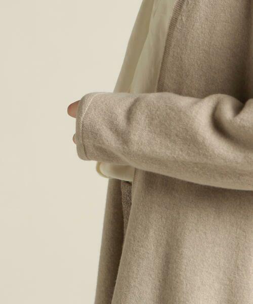 Pao・de・lo / パオデロ ニット・セーター | 【WEBサイズ別注】《一部カラーSALE対象》CHESSニットカーディガン | 詳細8