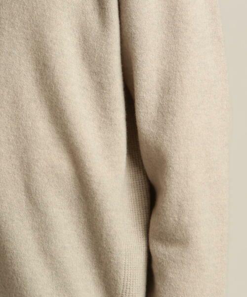 Pao・de・lo / パオデロ ニット・セーター | 【WEBサイズ別注】《一部カラーSALE対象》CHESSニットカーディガン | 詳細10