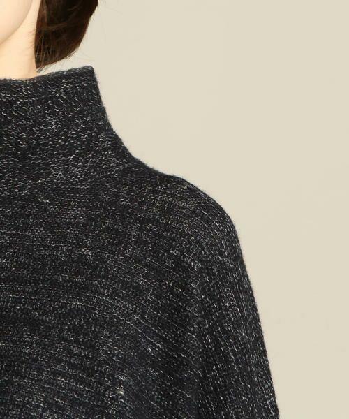 Pao・de・lo / パオデロ ニット・セーター | 【WEBサイズ別注】スクランプニットプルオーバー | 詳細3
