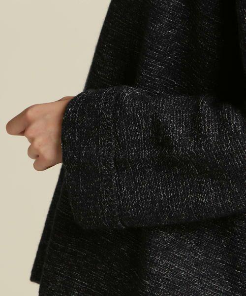 Pao・de・lo / パオデロ ニット・セーター | 【WEBサイズ別注】スクランプニットプルオーバー | 詳細4