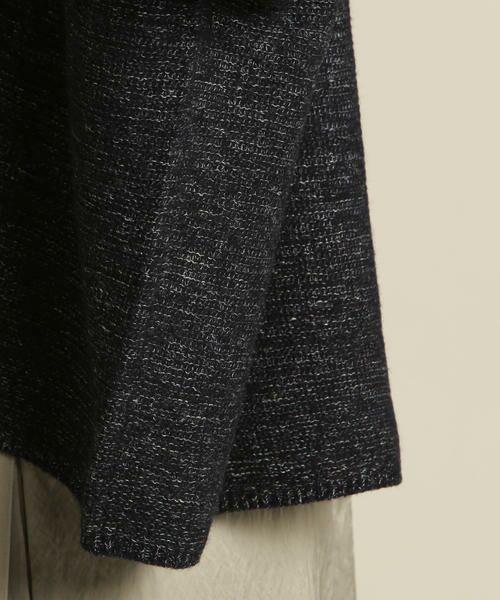 Pao・de・lo / パオデロ ニット・セーター | 【WEBサイズ別注】スクランプニットプルオーバー | 詳細5