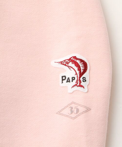 PAPAS / パパス スウェット | 【定番】吊り編みトレーナー | 詳細5