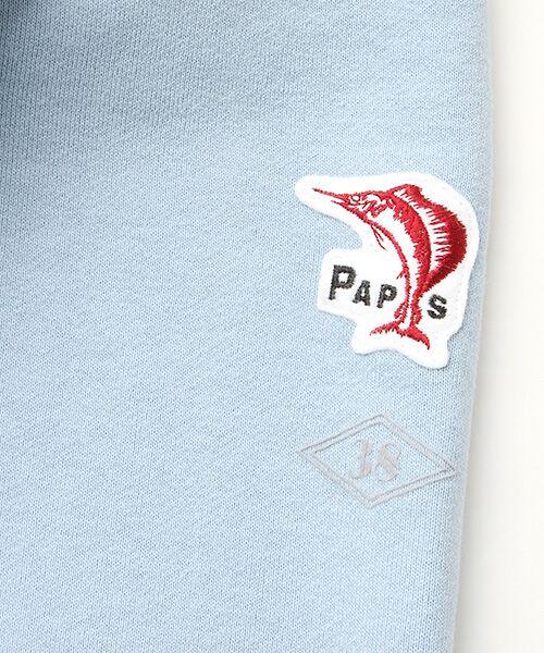 PAPAS / パパス スウェット | 【定番】吊り編みトレーナー | 詳細9