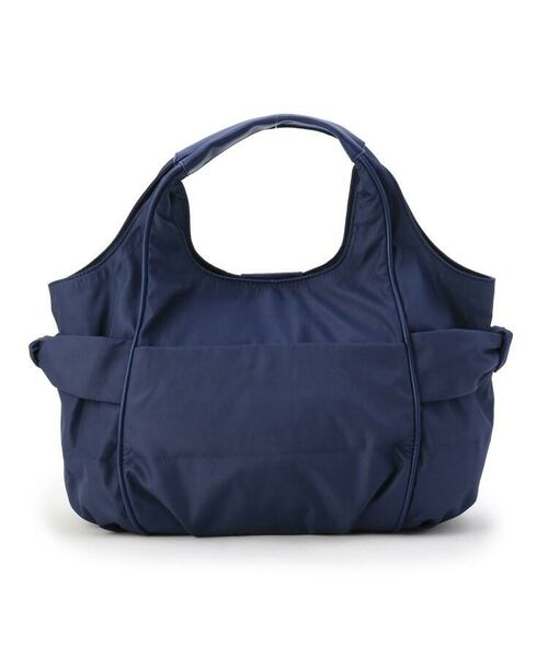 passage mignon / パサージュ ミニョン トートバッグ | 【軽量】サイドリボンラウンド型バッグ | 詳細3