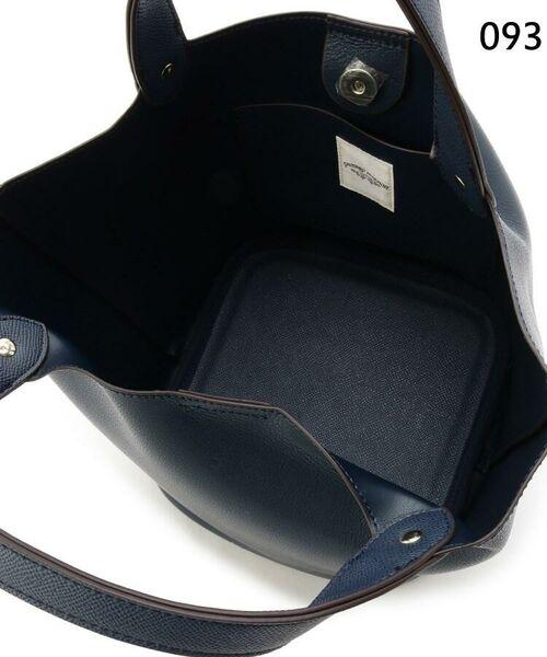passage mignon / パサージュ ミニョン トートバッグ | 巾着ポーチ付き 台形トートバッグ | 詳細10