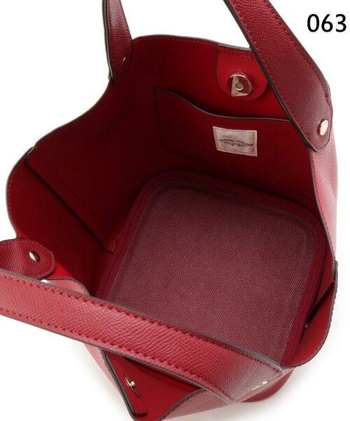 passage mignon / パサージュ ミニョン トートバッグ | 巾着ポーチ付き 台形トートバッグ | 詳細8
