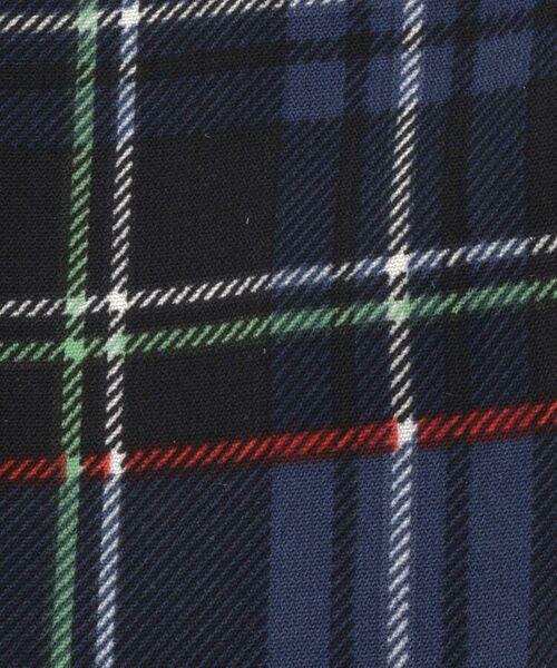 passage mignon / パサージュ ミニョン バンダナ・スカーフ | タータンチェックツイリースカーフ | 詳細2