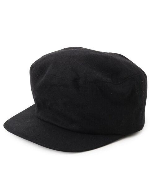 passage mignon / パサージュ ミニョン ハンチング・キャスケット・ベレー帽   Cloods 綿麻キャスケット   詳細1