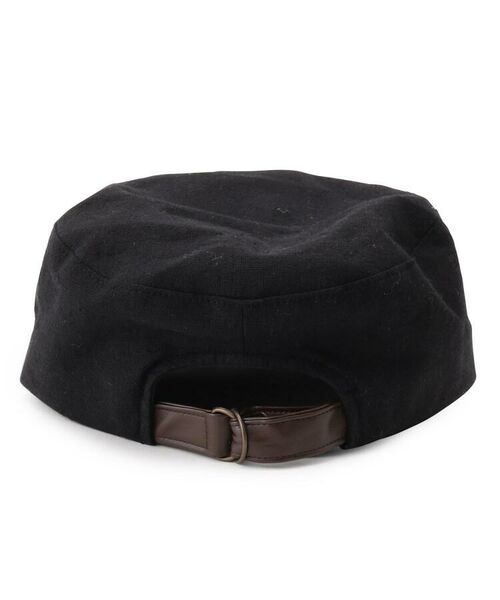 passage mignon / パサージュ ミニョン ハンチング・キャスケット・ベレー帽   Cloods 綿麻キャスケット   詳細2