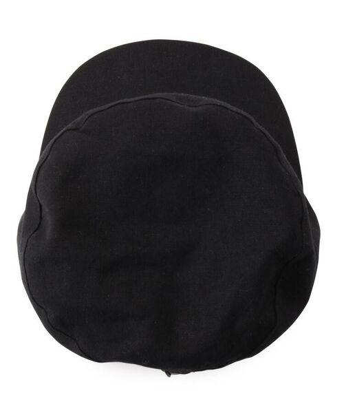 passage mignon / パサージュ ミニョン ハンチング・キャスケット・ベレー帽   Cloods 綿麻キャスケット   詳細3