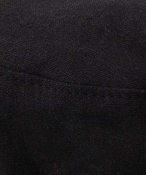 passage mignon / パサージュ ミニョン ハンチング・キャスケット・ベレー帽   Cloods 綿麻キャスケット   詳細5