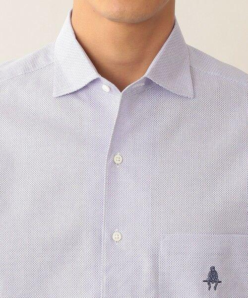 Paul Stuart / ポール・スチュアート シャツ・ブラウス   コットンカラミシャツ/サマーシャツ   詳細7