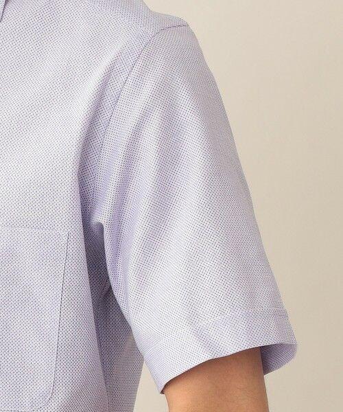 Paul Stuart / ポール・スチュアート シャツ・ブラウス   コットンカラミシャツ/サマーシャツ   詳細8
