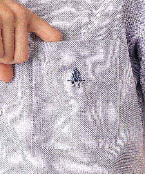 Paul Stuart / ポール・スチュアート シャツ・ブラウス   コットンカラミシャツ/サマーシャツ   詳細10