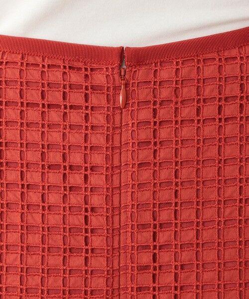 Paul Stuart / ポール・スチュアート スカート | ミニブロックエンブロイダリー スカート | 詳細16