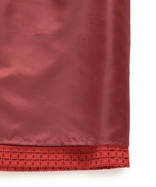 Paul Stuart / ポール・スチュアート スカート | ミニブロックエンブロイダリー スカート | 詳細18