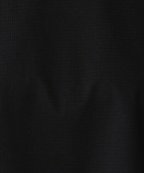 Paul Stuart / ポール・スチュアート カットソー   ハイゲージ格子ジャカード プルオーバー【ウォッシャブル】   詳細11