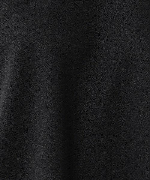 Paul Stuart / ポール・スチュアート カットソー | ヘリンボーンジャージ 半袖プルオーバー【ウォッシャブル】 | 詳細9