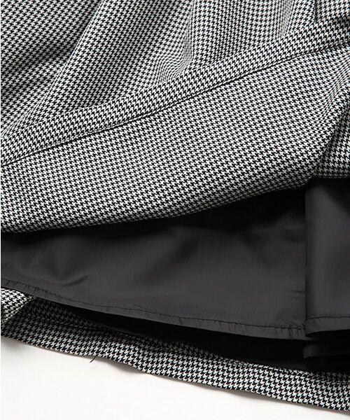 petit main / プティマイン ミニ丈・ひざ丈ワンピース | 衿つきウエスト切り替えワンピース | 詳細6