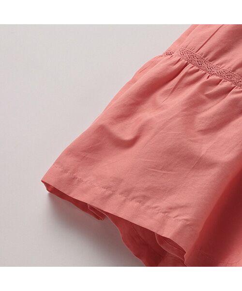 petit main / プティマイン ミニ丈・ひざ丈ワンピース   【リンク】ティアードワンピース   詳細6