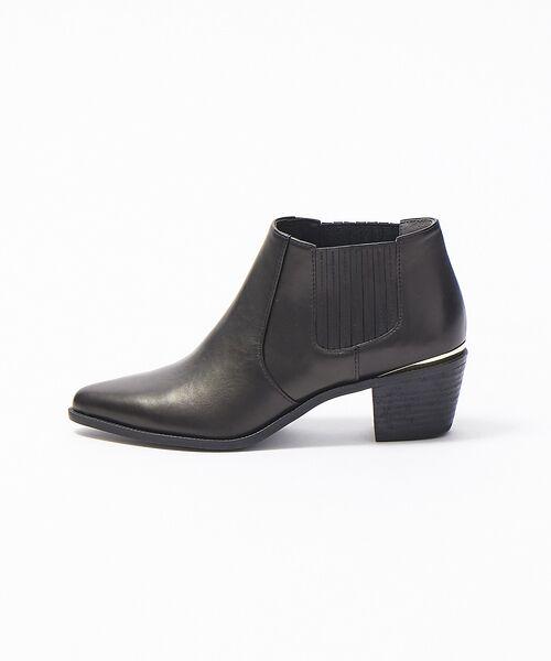 PICHE ABAHOUSE / ピシェ アバハウス ブーツ(ショート丈) | ウエスタンアンクルブーツ | 詳細8
